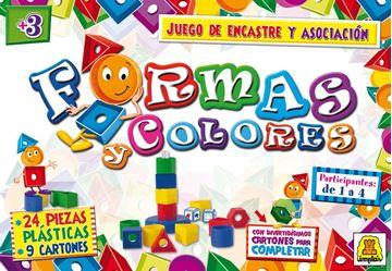 Imagen de Formas Y Colores