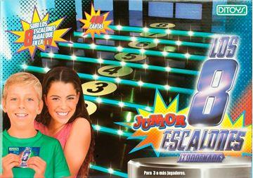 Imagen de Los 8 Escalones Juniors