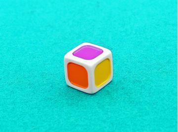Imagen de Dado 19 Mm Import. Varios Colores