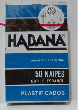 Imagen de NAIPE HABANA - 50 CARTAS x Unidad