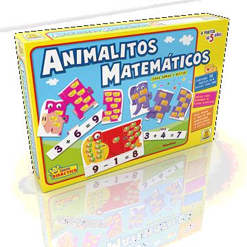 Imagen de Animalitos Matemáticos