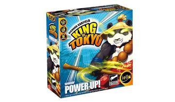 Imagen de KING OF TOKYO POWER UP!