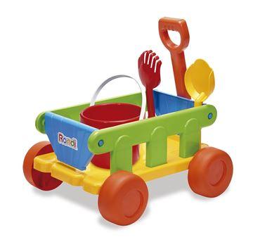 Imagen de Wagon Con Caja Y Accesorios