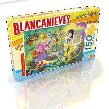 Imagen de Puzzle x 150 Piezas - Blancanieves