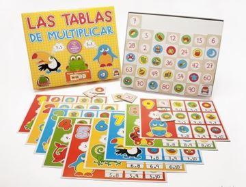 Imagen de Las Tablas de Multiplicar