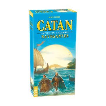 Imagen de Catan – Navegantes – Ampliación 5 y 6 jugadores