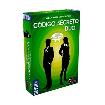 Imagen de CODIGO SECRETO DUO