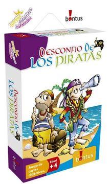 Imagen de Desconfio de los piratas