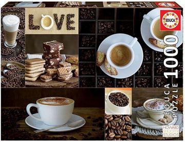 Imagen de Puzzle 1000 Piezas - Cafe