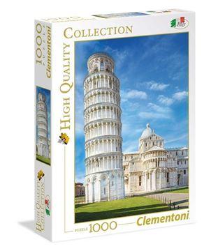 Imagen de Puzzle 1000 Piezas - HQC - Torre de Pisa